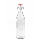 Butelka 1000 ml Costolata z pałąkiem