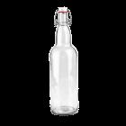Butelka 1000 ml Fulgor biała z pałąkiem