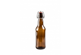 Butelka 500 ml Bugel z pałąkiem