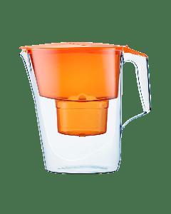 Dzbanek Aquaphor Time 2,5 l + wkład B25 pomarańczowy