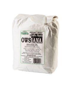 Mąka owsiana pełnoziarnista 1kg