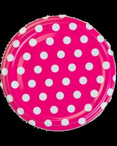 Wieczko fi 82 Groszek różowy