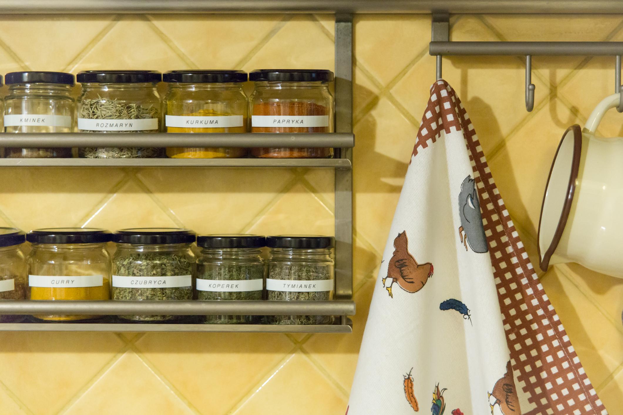 Zioła i przyprawy w kuchni. Przykładowe przyprawy o działaniu prozdrowotnym.